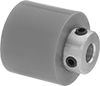 Abrasion-Resistant Drive Rollers