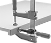 Edge-Clamping Adapters for Bar Clamps