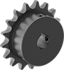 Wear-Resistant Sprockets for ANSI Roller Chain