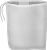 Tie-On Filter Bags for Water