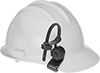 Hard Hat Clips for Flashlights