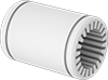 Dust-Resistant Linear Sleeve Bearings