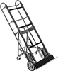 Stable-Ride Stair-Climbing Hand Trucks