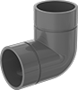 Easy-Access CPVC Pipe Fittings for Chemicals