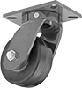 High-Capacity Sure-Fire Casters with Phenolic Wheels