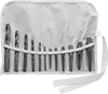 Extractor and Drill Bit Sets for Soft Materials and Thin-Walled Parts