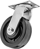 High-Capacity Viking Casters with Phenolic Wheels