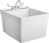 Wall-Mount Sinks