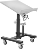 Angled Hand-Crank Mobile Lift Tables