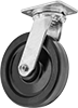 High-Capacity Spartan Casters with Phenolic Wheels