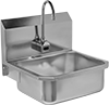 Touch-Free Wall-Mount Sinks