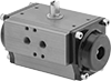 Air Actuators for Flow-Control Valves