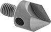 Long-Reach Countersink Heads for Screws