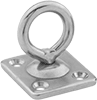 Swiveling Tie-Down Rings