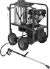 Hot-Water Pressure Washers