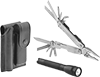 Multitool with Fold-Out Pliers and Mini Flashlight Kits