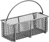 Made-to-Order Stainless Steel Rectangular Parts Baskets