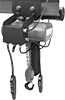 Motorized Trolley-Mount Electric Chain Hoists