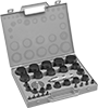 One-Step Hammer-Driven Gasket and Washer Punch Sets