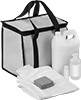 Portable Chemical Spill Decontamination Kits