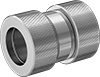 Quick-Connect High-Vacuum Fittings for Stainless Steel Tubing