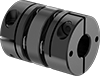 Electrically Isolating Servomotor Precision Flexible Shaft Couplings