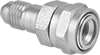 Couplers for High-Pressure Fill Valves