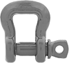 Screw-Pin Web Sling Shackles—For Lifting