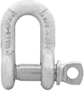 Screw-Pin Chain Shackles—For Lifting