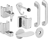 Replacement Hardware Kits for Toilet Partitions