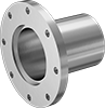 Bolt-Together High-Vacuum Fittings for Stainless Steel Tubing