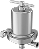 Sanitary Pressure-Regulating Valves