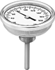 Threaded Thermometers
