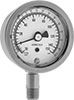 Refrigeration Pressure and Vacuum Gauges