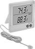 Remote-Reading Outdoor Thermometers