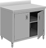 Stainless Steel Cabinet Workbenches