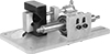 Hole Saw Pipe and Tube Notching Clamps