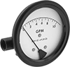 Easy-Read High-Pressure Flowmeters for Water