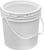 Pails and Snap-Lock Lids