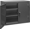 Extra Heavy Duty Bench-Height Shelf Cabinets