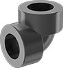 Extreme-Pressure Socket-Connect Steel Unthreaded Pipe Fittings
