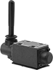 Toggle-Operated Directional-Control Block-Mount Hydraulic Valves