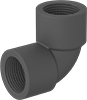 Flame-Retardant PVDF Pipe Fittings for Chemicals