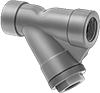 CPVC Y-Strainers