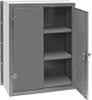 Extra Heavy Duty Wall-Mount Shelf Cabinets