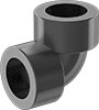 High-Pressure Socket-Connect Steel Unthreaded Pipe Fittings