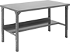Heavy Duty Adjustable-Height Steel Tables