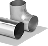 Metal Pipe Insulation Jacketing