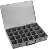 Compartmented Boxes with Handle