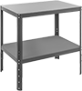 Adjustable-Height Steel Tables